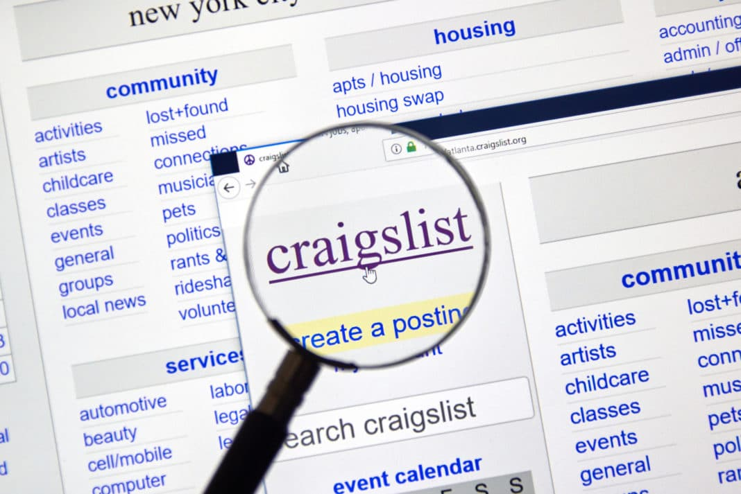 Using Craigslist To Sell Your Home