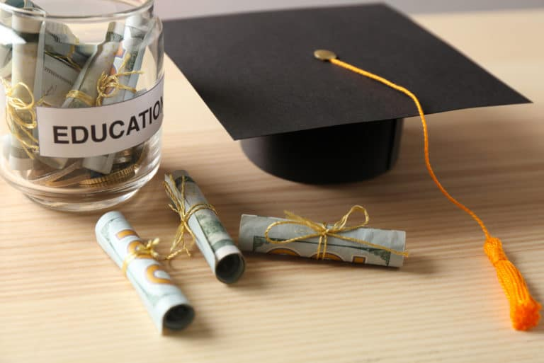 Investing Childs College Funds
