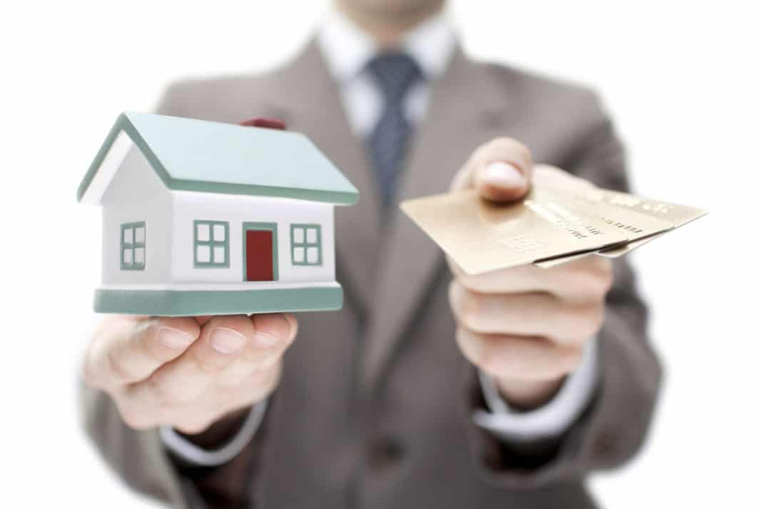 Paying Mortgage With Credit Card