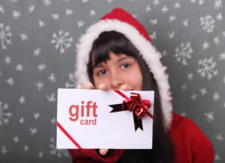 Seven Gift Cards Teenagers