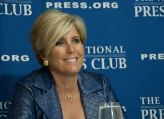 Suze Orman Finance Expert