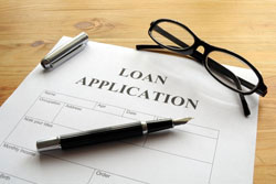 loan application cosign