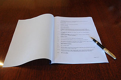 financial documents that you need
