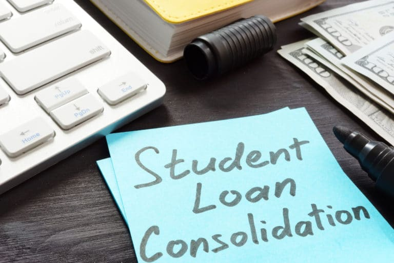 Student Loan Consolidation Note