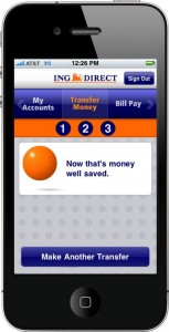 ing direct iphone app