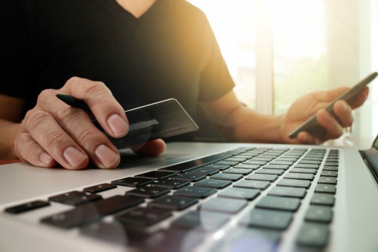 Computer Online Banking