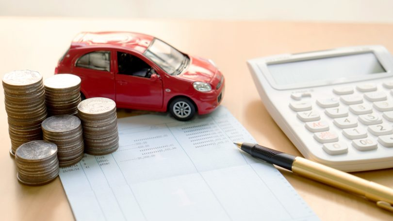 Financing Car Paying Cash Coins Calculator Budgeting