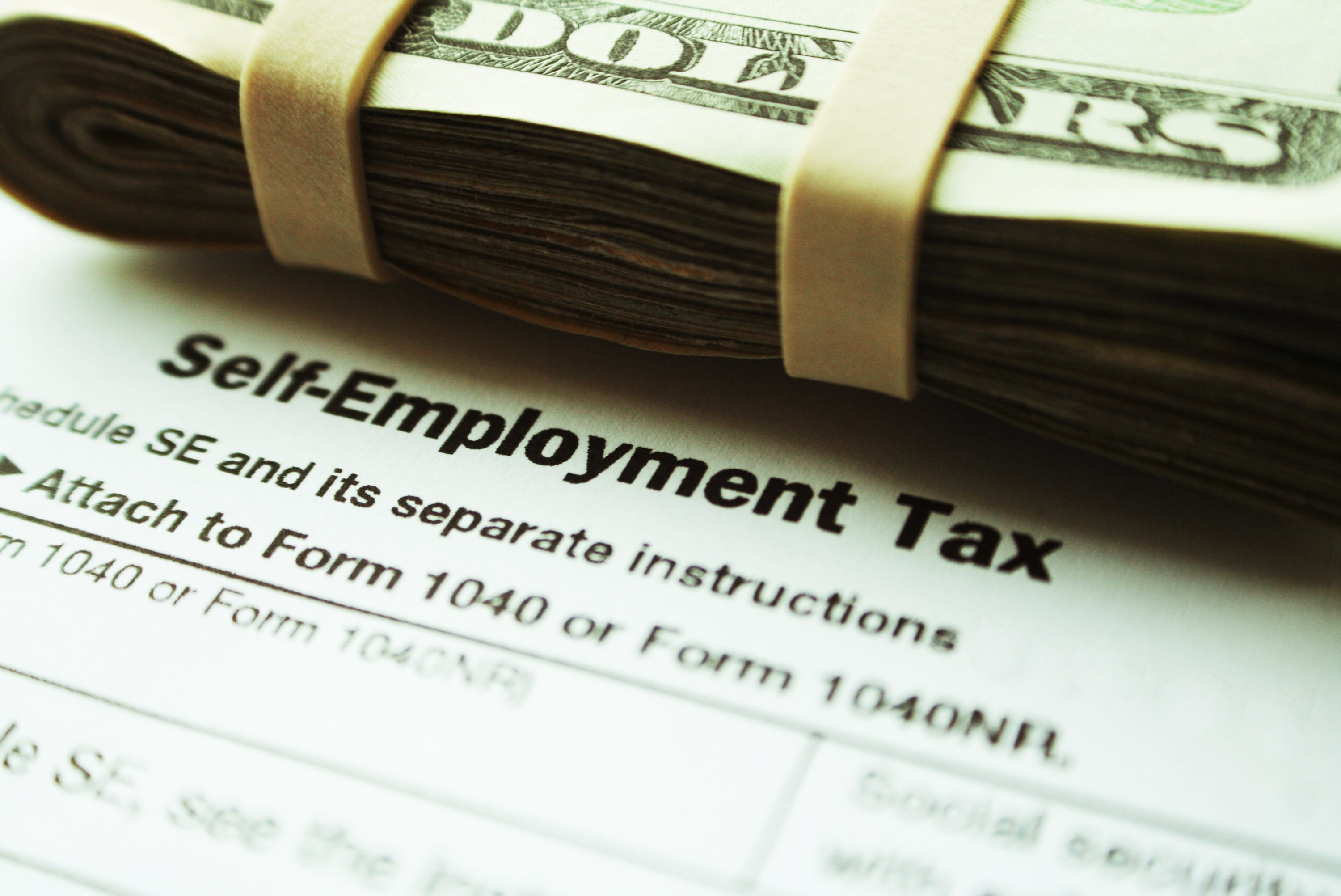 How Much Is Self-Employment Tax & How Do You Pay It?