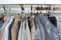ways to save on dry cleaning