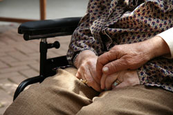 long term care hands