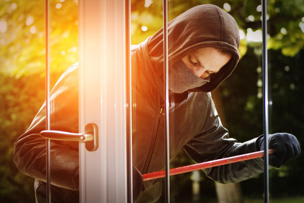 Prevent Home Burglary