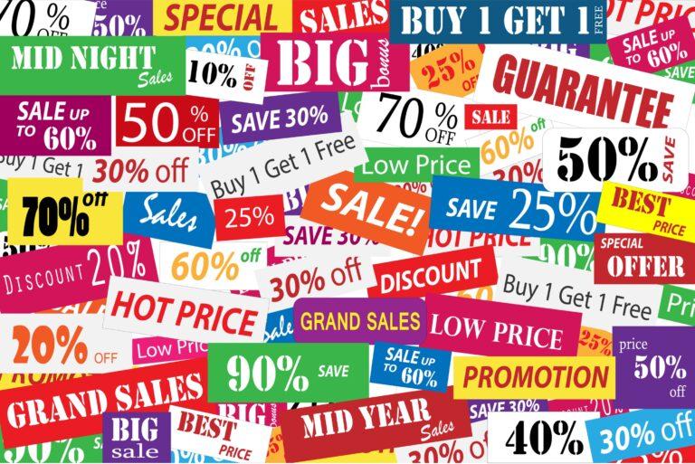 Coupon Sales