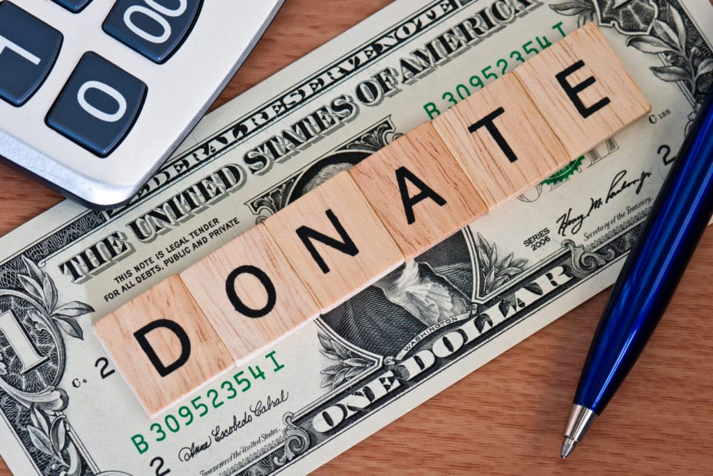 Benefits Charitable Giving Donations