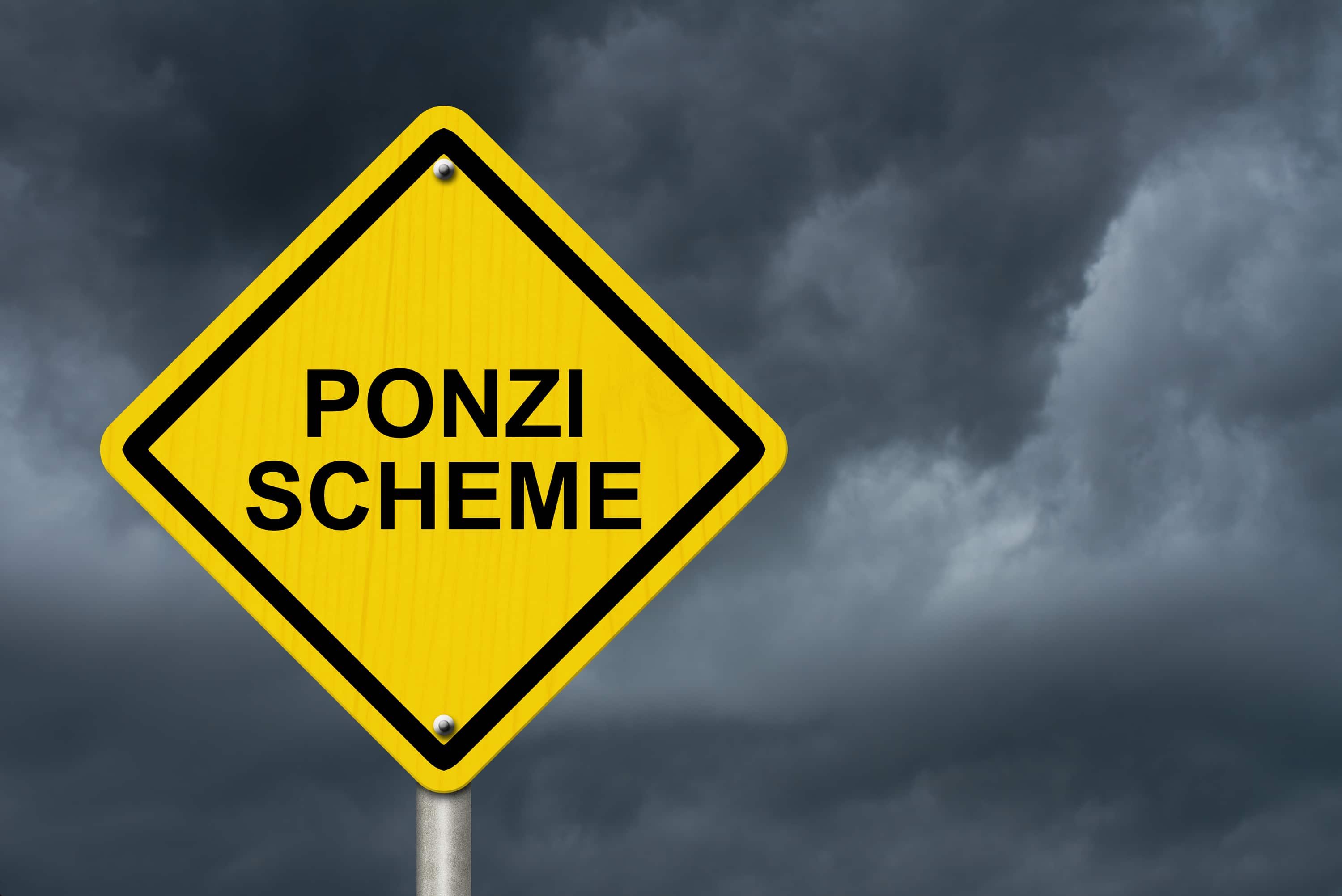 what is a ponzi scheme