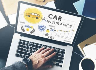 car-insurance policies safety coverage concept