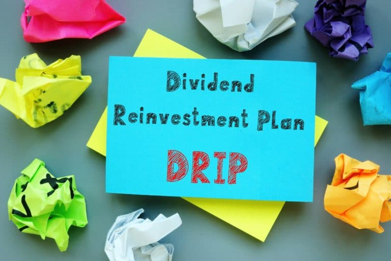 Dividend Reinvestment Plan Post It Neon