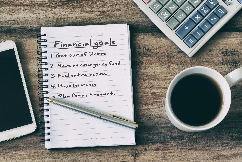 Setting Personal Financial Goal