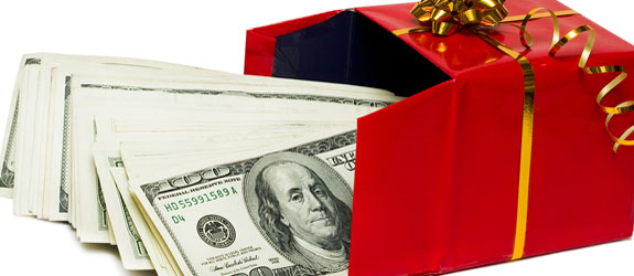What Is the Gift Tax - IRS Rules, Rate & Maximum Exclusion Limit