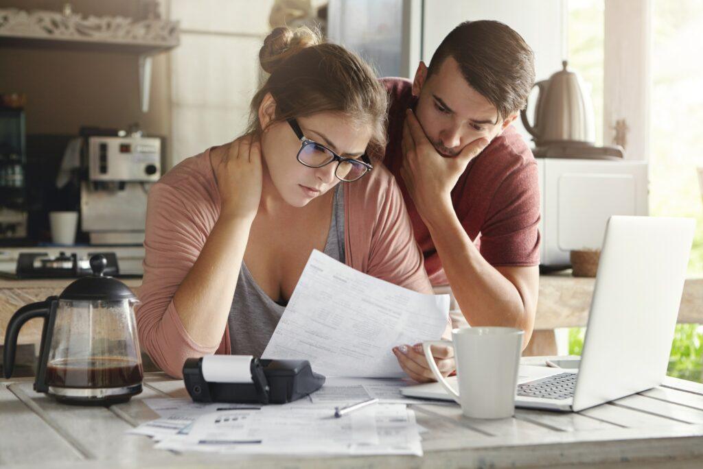 Reasons Debt Problems Fix