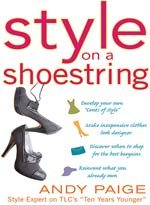 style on a shoestring book