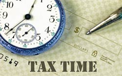 tax time delays