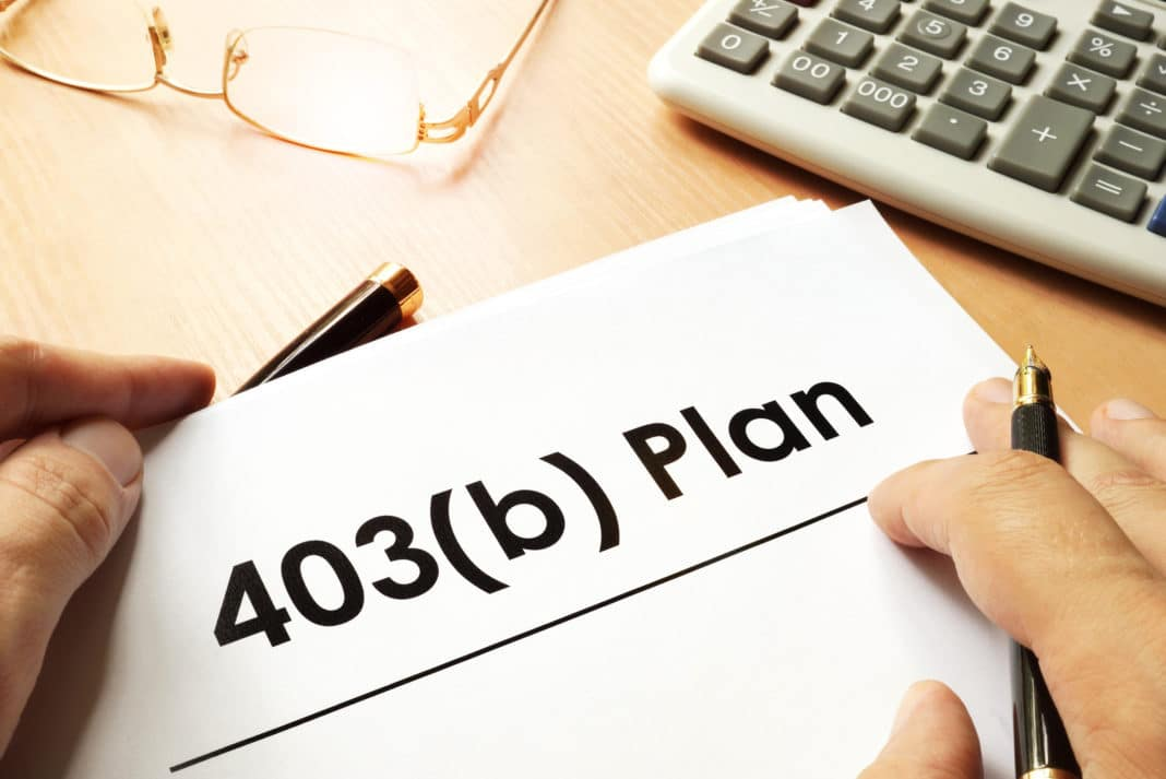 403b Retirement Plan Rules