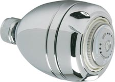 low flow showerhead