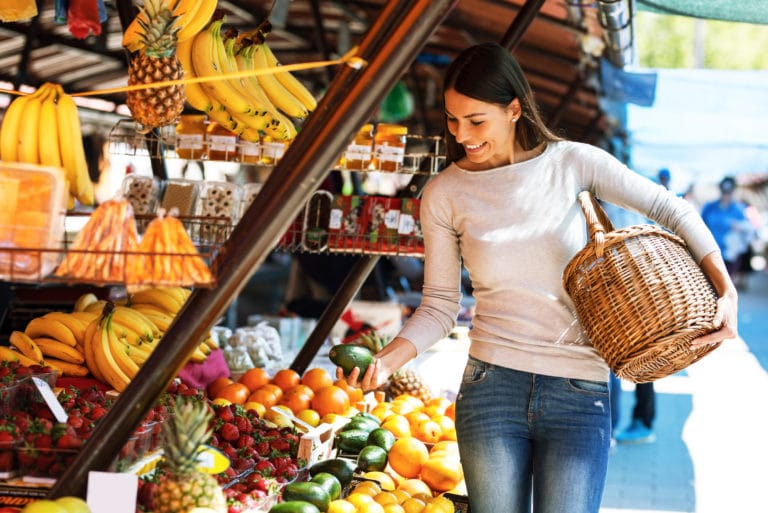 Save Money Buying Fruits Vegetables