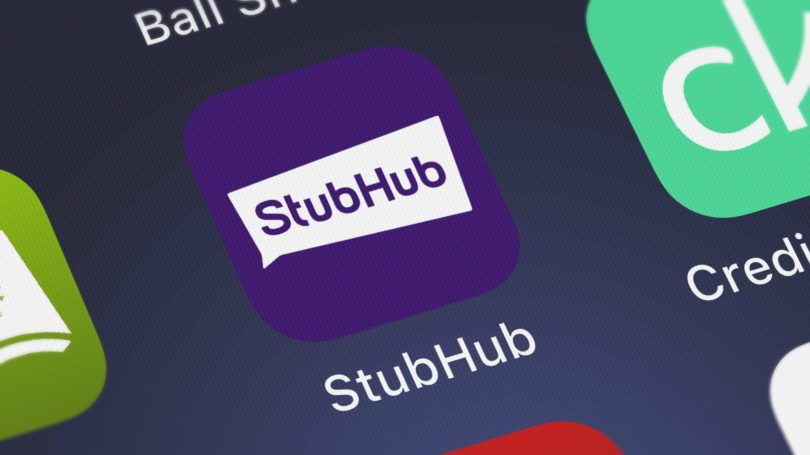 Stubhub App Logo Sports Tickets Sales