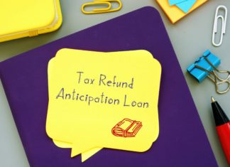 Tax Refund Anticipation Loan