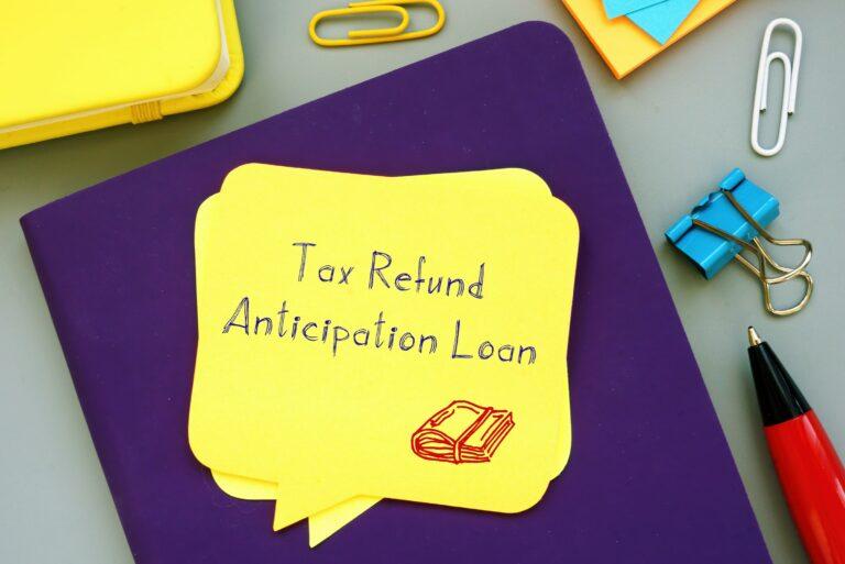 Tax Refund Anticipation Loan