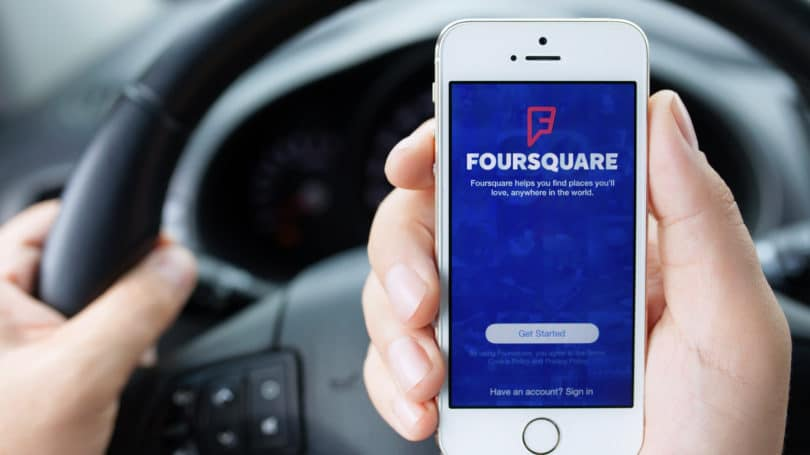 Foursquare Specials Services