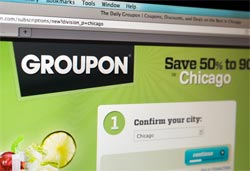 groupon screen