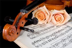 wedding march violin