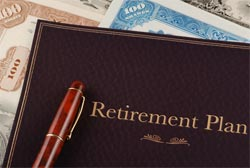 retirement plan book