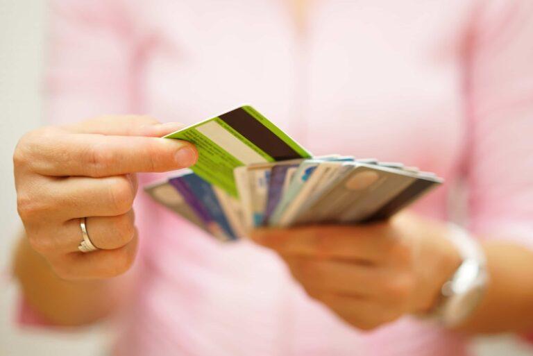 Choose Credit Card Stack