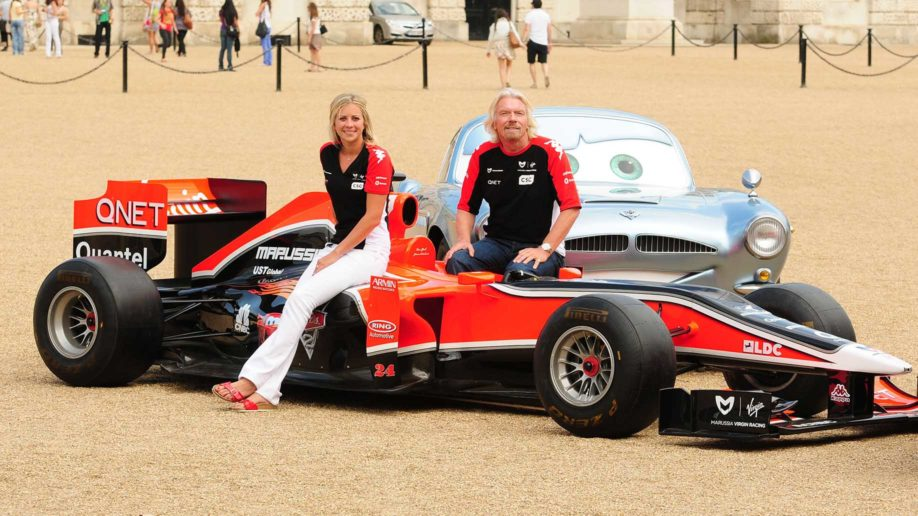 richard and holly branson