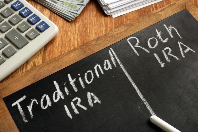 Roth Ira Vs Traditional Ira Pros Cons