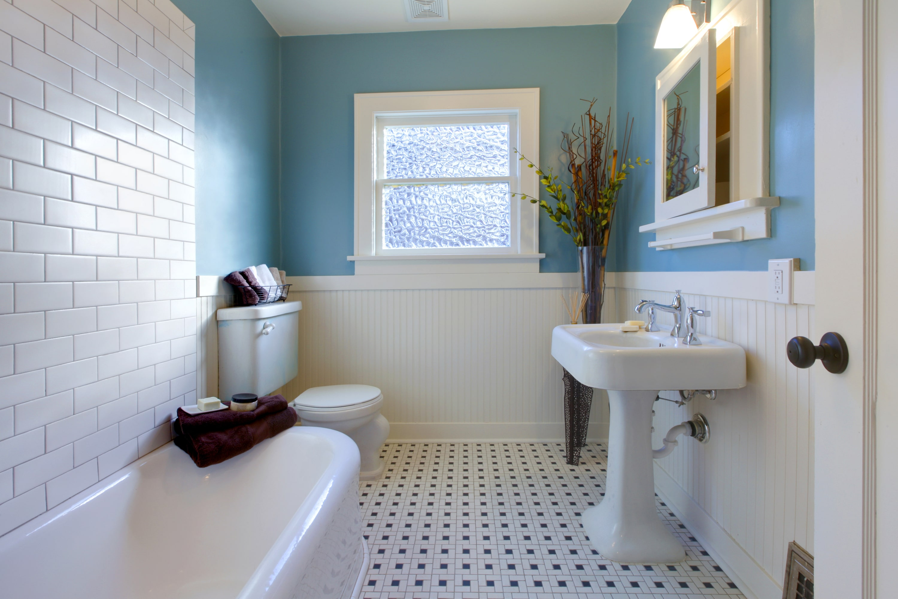 Tips to Create Quick Fix Bathroom Ideas