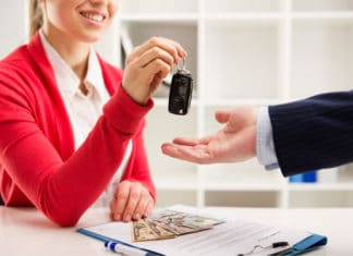 Buying Car Cash