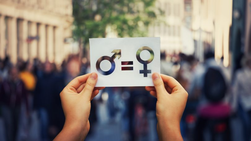 Gender Equality Man Woman Symbol