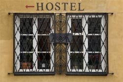 hostel windows