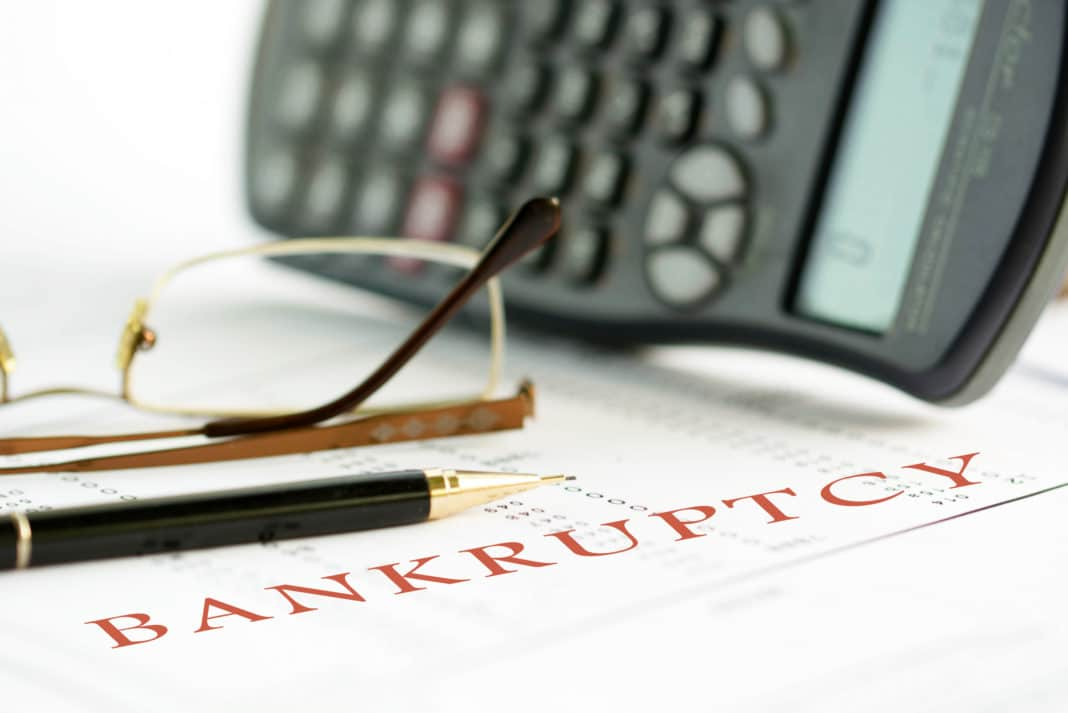 Bankruptcy Affect Credit Score