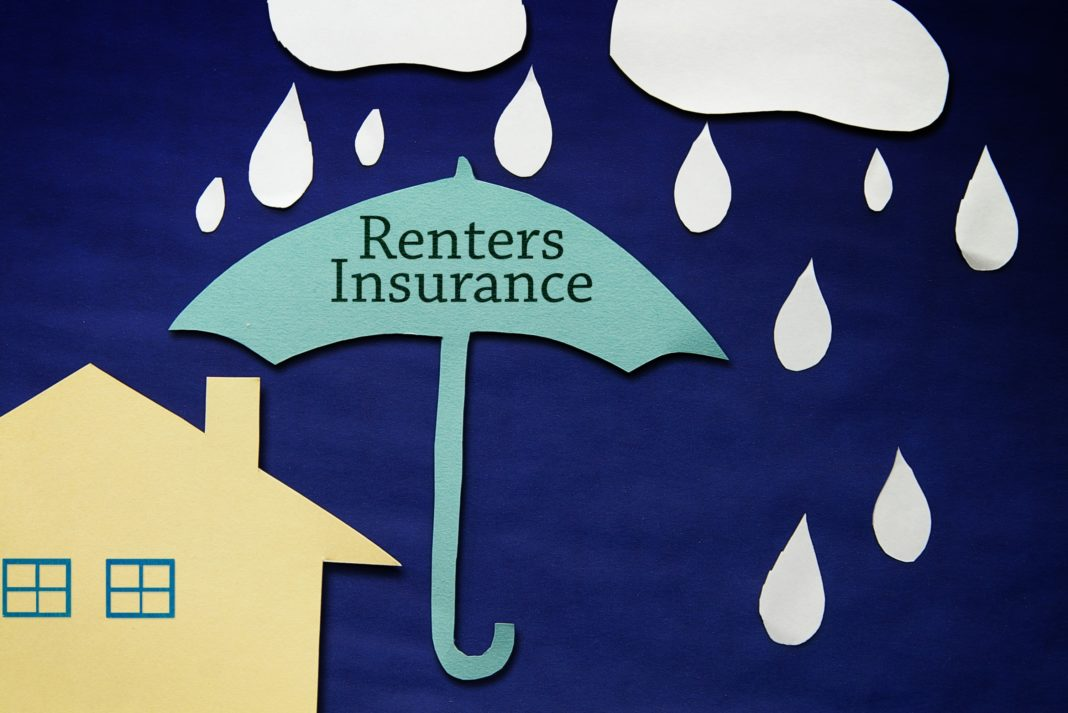 Renters Insurance Umbrella House Rain