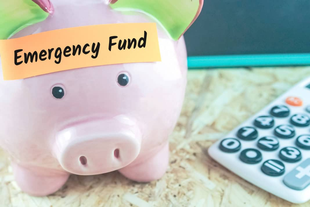 Start Build Emergency Fund Savings