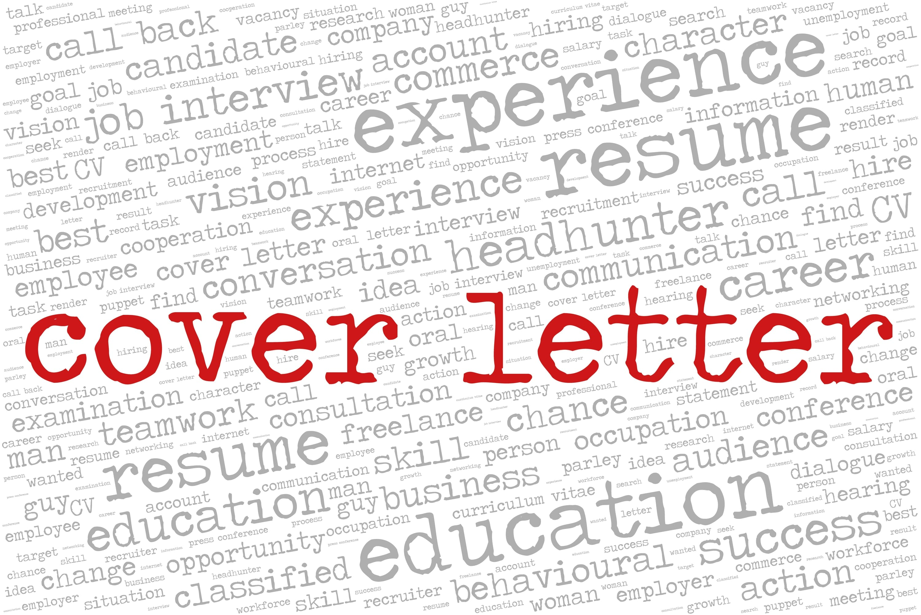 How To Write A Good Cover Letter For A Job Application