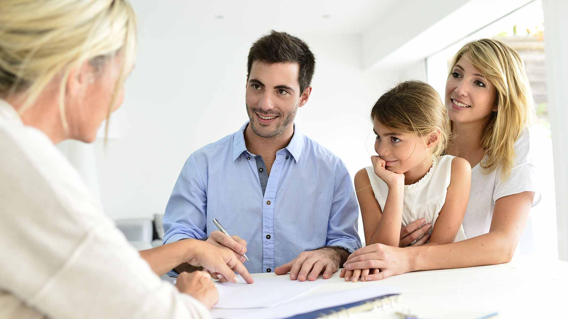 family bank meeting