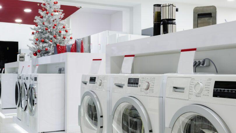 Laundry Machine Appliance Sale