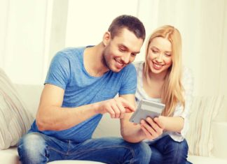 tax finances family home happiness concept?