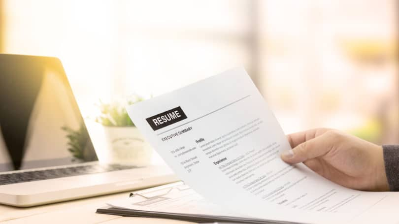 Tips Writing Effective Resume